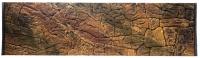 Aquarium Rückwand 50x30 - 200x60cm in 3D
