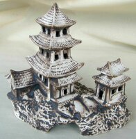 Deko Aquarium China 20x13x18cm (L/B/H)
