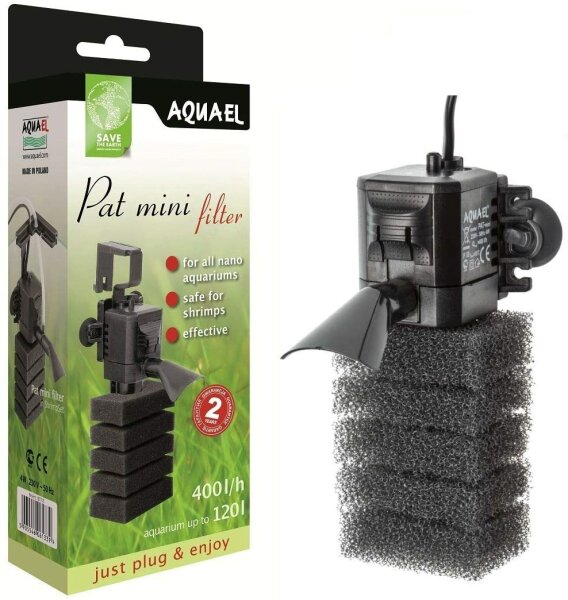 Aquael Pat Filter Mini
