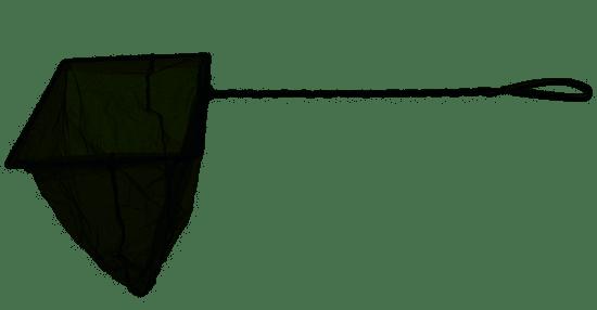 Aquariumkescher 7,5x7cm 32cm