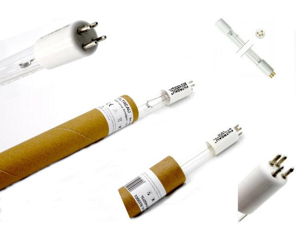 Filtreau Ersatzlampen mit ohne Amalgam 16 / 40 / 80 Watt