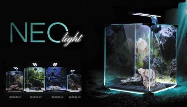 Aquarium Set NEO light 10 / 20 / 30l