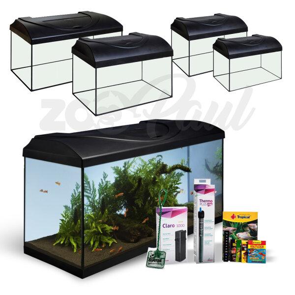 Aquarien Set Startup 40 50 60 80