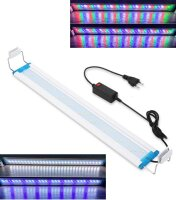 LED Aluminium Aufsatzleuchte 80 -120 cm