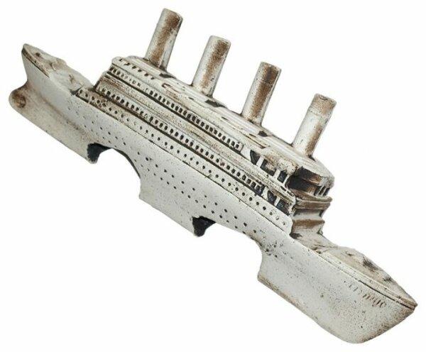 Deko Aquarium Titanic 32x10cm